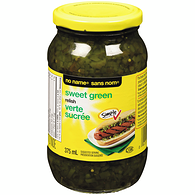 Relish, Sweet Green