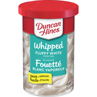 Whipped Frosting, Fluffy White