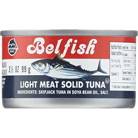Tuna, Solid Light In Oil
