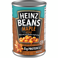 Maple Style Beans