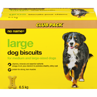 Large Dog Biscuits, Club Pack