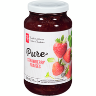 Jam, Pure Strawberry