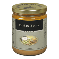 Cashew Butter, Smooth