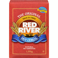 Red River, Hot Cereal