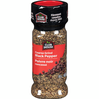 Black Pepper, Coarse