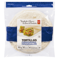 Tortillas, Original