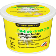 Cottage Cheese, Fat Free