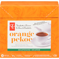 Thé Orange Pekoe décaféiné