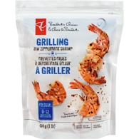 Gigantico Raw Zipperback Grilling Shrimp 8-12 ct