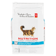 Nutrition First Weight & Hairball Control, Chicken & Brown Rice