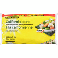 California Blend Veggies
