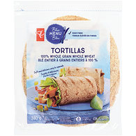Blue Menu Tortillas, Whole Grain Whole Wheat