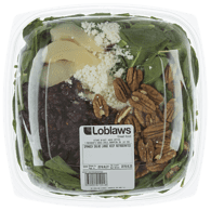 Spinach Salad, Large