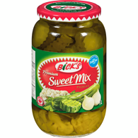 Sweet Mix Pickles