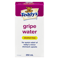 Gripe Water, Alcohol Free