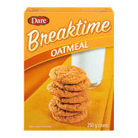 Dare Breaktime, Oatmeal