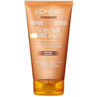 Sublime Bronze Tinted Self-Tanning Lotion, Medium