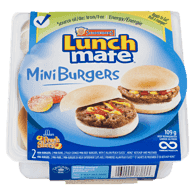 Lunchmate Mini Burgers