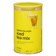 California Style Iced Tea Mix