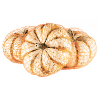Tiger Pumpkins, 3 Pack