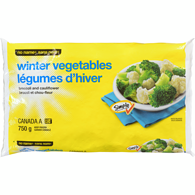 Winter Vegetables Mix