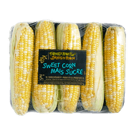 Bi-Colour Corn, Package of 5