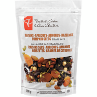 Trail Mix, Deluxe Fruit & Nut