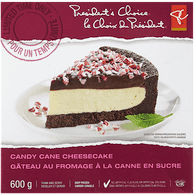 Cheesecake, Chocolate Candy Cane