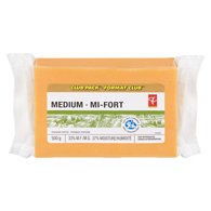 Medium Cheddar, Block Club Pack