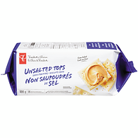 Soda Crackers, Unsalted