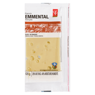Emmental , Sliced