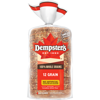 Wholegrains Bread, 12 Grain