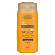 Sublime Bronze Self-Tanning Lotion, Medium