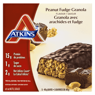 Advantage Bar, Peanut Fudge Granola