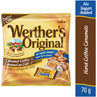 No Sugar Added Caramel Coffee