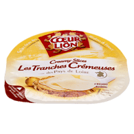 Creamy Brie, Sliced