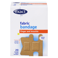 Latex Free Flexible Fabric Bandage