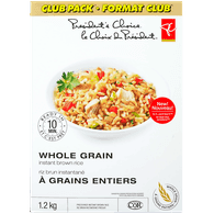 Instant Whole Grain Brown Rice, Club Pack