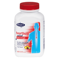 Heartburn Relief, Extra Strength