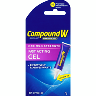 Gel for Warts