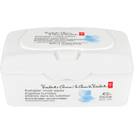 Flushable Wipes Tub