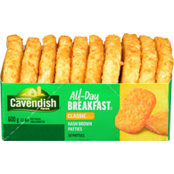 Cavendish Farms Original Hash Brown Patties