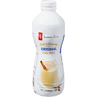 Rich & Creamy Egg Nog