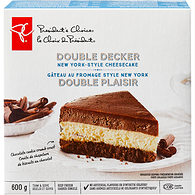 Cheesecake, Double Decker