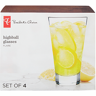 Flare Highball Glass 4-Pack
