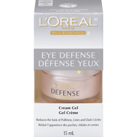 Eye Defense, Eye Contour Gel Cream