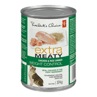 Extra Meaty Dog Food, Slim Trim