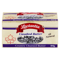Country Churned Butter, Unsalted