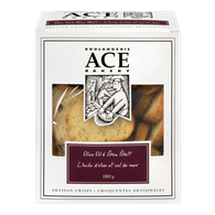 Artisan Crisps, Olive Oil & Sea Salt