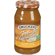 Smucker's Butterscotch Topping